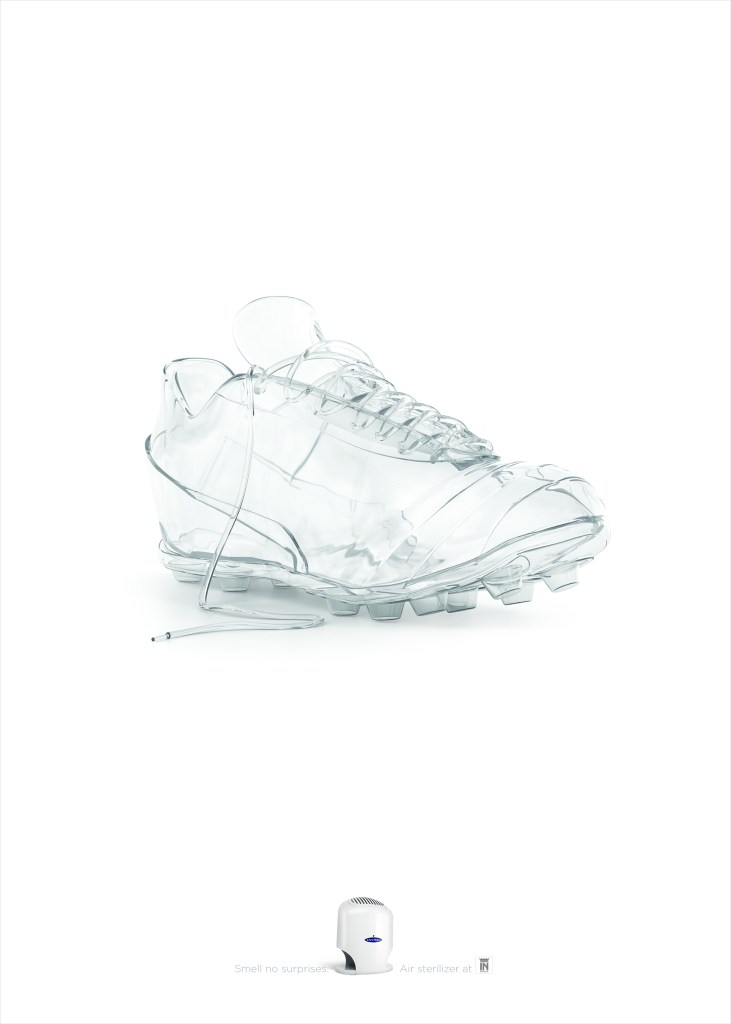 Insinuante Air Sterilizer - Shoes
