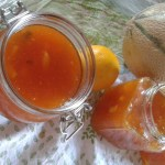 Confiture de melon au citron