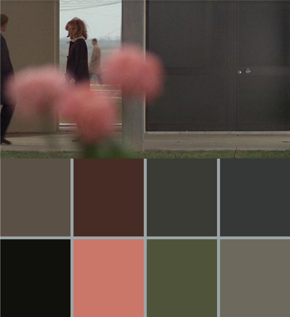 Fullsize Of Red Color Palette