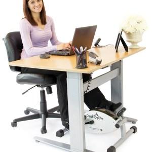 mount it sit stand desk. Black Bedroom Furniture Sets. Home Design Ideas