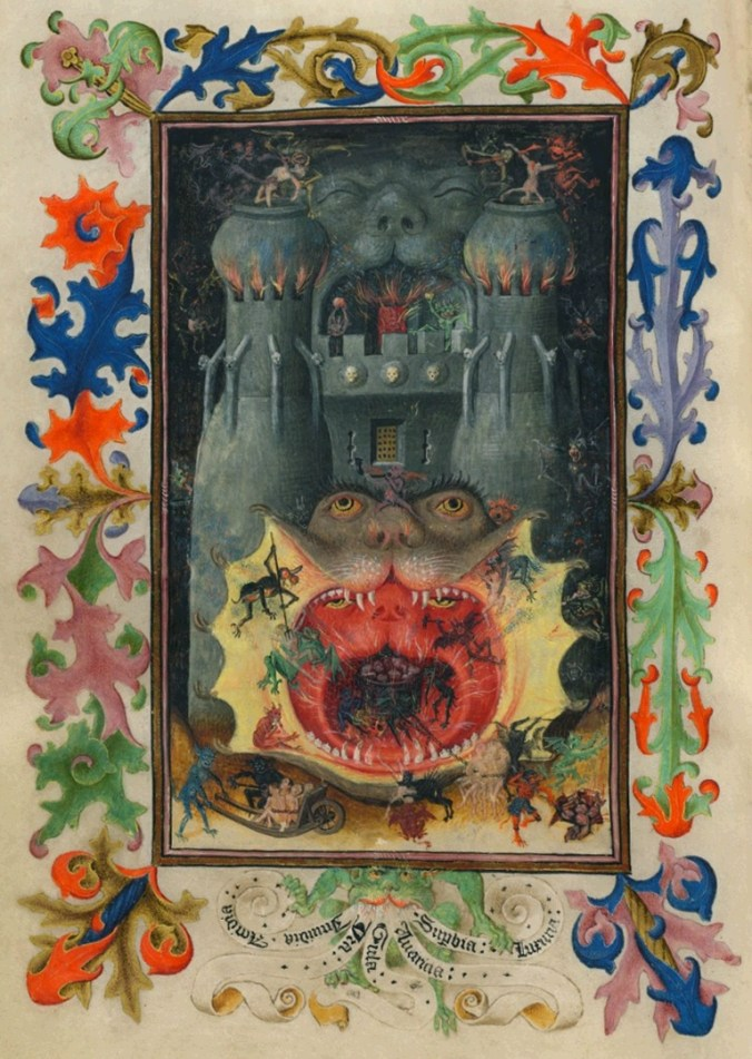 Mouth of Hell, Meester van Katharina van Kleef
