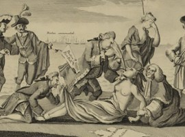 Tempests and Teapots: Sexual Politics and Tea-Drinking in the Early Modern World