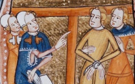 Child Sexual Abuse? A View from England in the Later Middle Ages