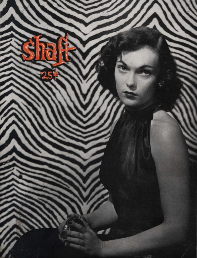 Shaft, February 1948 (Courtesy of the University of Illinois Student Life and Culture Archives)