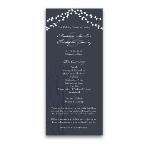 Medium Of Wedding Ceremony Order