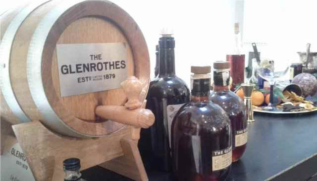 Glenrothes Vintage Perfection Cocktails