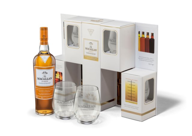 whisky The Macallan Amber