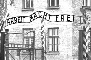 Arbeit Macht Frei Work will set you free, but only if you can pay off your debts at prison wages.