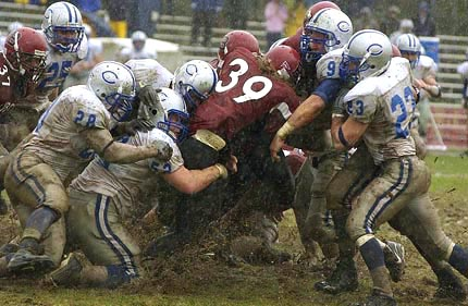Our favorite NESCAC football photo of all time (courtesy of Bates Athletics)