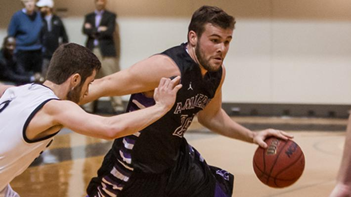 Connor Green '16 has had his ups and downs, but he's the leader of a 7-0 Amherst squad and coming off of a 39-point performance against Babson. (Courtesy of Amherst Athletics)