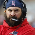 Bowdoin hopes to get on the phone with Matt Patricia before Saturday's game to talk defensive strategy.
