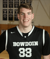 Hugh O'Neil '19 (Courtesy of Bowdoin Athletics)
