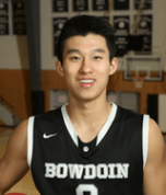 Tim Ahn '19 (Courtesy of Bowdoin Athletics)