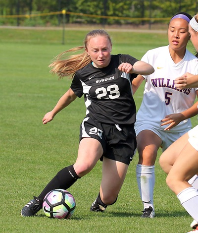 Can Anyone Beat Williams?: Women's Soccer Weekend Preview 9/23