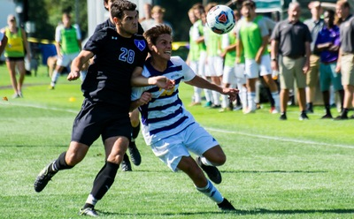 Charging On: Men's Soccer Weekend Preview 9/29