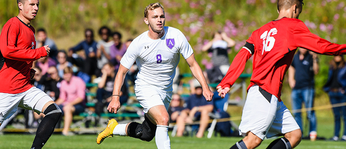 Fall Is Here: Men's Soccer Weekend Preview 10/15