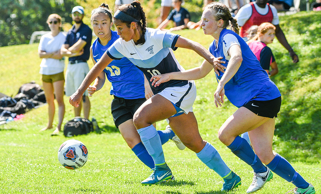 Camels and Bobcats, Oh My: Bates @ Connecticut College Women's Soccer Game of the Week