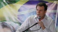Ministro Marcelo Crivella lidera pesquisas de intenção de voto para o governo do Rio de Janeiro