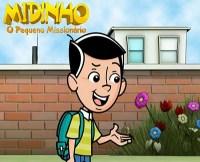"""Desenho animado """"Midinho, o Pequeno Missionário"""" eleva ibope do programa """"Show da Fé"""", do missionário R.R. Soares"""