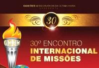Edição 2012 do Congresso Gideões Missionários da Última Hora já tem data e pastores convidados