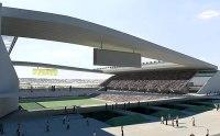 Operários do estádio de abertura da Copa 2014 terão casamento coletivo com cerimônia evangélica, custeado pela construtora