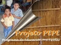 Projeto Pepe: entidade oferece educação pré-escolar a crianças carentes