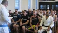 Igrejas evangélicas se transformam em centros de treinamento para lutadores de MMA