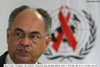 Religiosos seriam os culpados por campanhas de prevenção à AIDS estarem mais fracas, afirma representante do UNAIDS