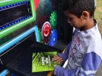 Máquina de Livros: projeto social incentiva a leitura com distribuição gratuita de livros