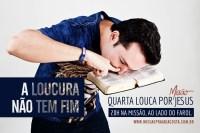 """""""Louco por Jesus"""": fotos do pastor Lucinho cheirando a Bíblia como se fosse cocaína causa protestos"""