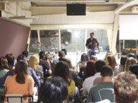Ex-jogador do Santos, Roberto Brum, é consagrado pastor e funda nova igreja evangélica