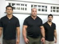 Filho e seguranças de Benny Hinn são presos em Manaus por agredirem deficiente auditivo