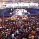 Igreja evangélica reúne 1400 crianças no deserto para culto de oração