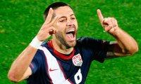 """Clint Dempsey, jogador da seleção dos Estados Unidos, agradece a Deus pelo sucesso na carreira: """"Sou grato a Ele"""""""