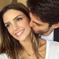"""Kaká e Carol Celico reatam casamento e anunciam nas redes sociais: """"Felizes para sempre"""""""