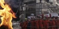 45 pessoas são queimadas vivas pelos terroristas do Estado Islâmico em cidade iraquiana