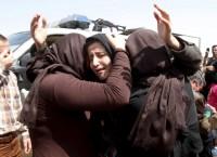 Menina de 9 anos de idade é estuprada por 10 terroristas do Estado Islâmico; E está grávida