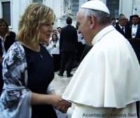 Darlene Zschech e Don Moen participam de evento ecumênico com o papa Francisco