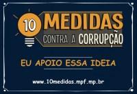 Iniciativa contra corrupção liderada por procurador evangélico supera 1,5 milhão de assinaturas