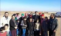 Grupo de 25 cristãos assírios é liberto após meses em cativeiro do Estado Islâmico na Síria