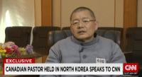 Na Coreia do Norte, pastor condenado à prisão perpétua é obrigado a cavar buracos 8h por dia