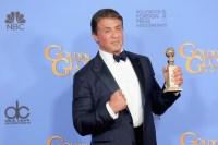 """Premiado no Globo de Ouro, Stallone diz que inspiração para Rocky Balboa é Jesus: """"História de fé"""""""