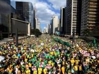 Endossado por pastores, protestos contra Dilma no dia 13 deverão reunir milhões de brasileiros