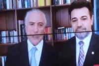 Marco Feliciano leva mensagem de Michel Temer ao Gideões
