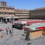 Escritores en la  Feria del libro Salamanca 2016