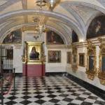 Horarios Monumentos religiosos en Semana Santa Salamanca 2017