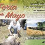 Programa Feria de Mayo Ciudad Rodrigo 2017