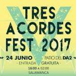 Concierto musical Tres Acordes Fest 2017 en Salamanca
