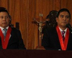 Eligen a nuevos representantes de la Odecma y Corte Superior de Justicia.