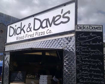 Dick and Dave's Wood fired Pizza Co.